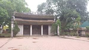 Đình - đền - chùa Kiêu Kỵ kêu cứu