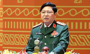 Bộ trưởng Quốc phòng Ngô Xuân Lịch thăm chính thức Trung Quốc