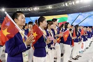 Đoàn thể thao Việt Nam phấn đấu đạt 59 HCV  ở SEA Games 29