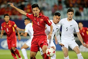 Đoàn Văn Hậu vào đội hình tiêu biểu châu Á tại U20 World Cup
