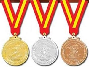 Đoàn Việt Nam đoạt Huy chương Vàng Olympic Vật lý Châu Á