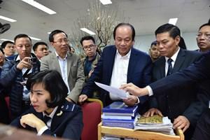 Doanh nghiệp kêu cứu vì chi phí nghìn tỷ, Tổ công tác của Thủ tướng vào cuộc