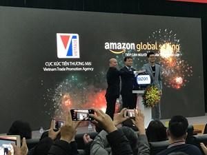 Doanh nghiệp Việt có cơ hội tiếp cận 300 triệu khách hàng trên Amazon