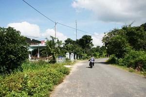 Đổi thay ở huyện nghèo Krông Pa