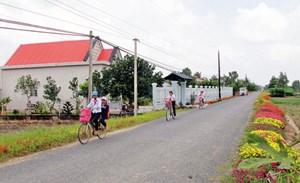 Đổi thay ở vùng đồng bào Khmer