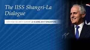 Đối thoại Shangri-La: Duy trì an ninh khu vực dựa trên luật lệ quốc tế