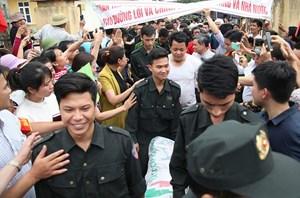 Đối thoại với dân, Chủ tịch TP Hà Nội giải tỏa 'điểm nóng' Đồng Tâm