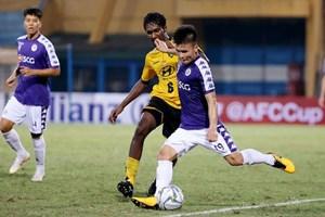 Đối thủ của CLB Hà Nội và B.Bình Dương tại vòng knock-out AFC Cup như thế nào?