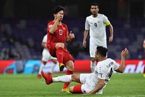 Đội tuyển Việt Nam rơi vào nhánh đấu 'tử thần' ở Asian Cup 2019