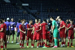 Đội tuyển Việt Nam xếp thứ 15 châu Á trước khi bốc thăm vòng loại World Cup