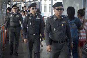 Đồn cảnh sát Thái Lan bị tấn công, 4 sĩ quan thương vong