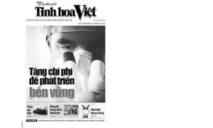 Đón đọc Tinh hoa Việt số 16, phát hành ngày 25-11-2015