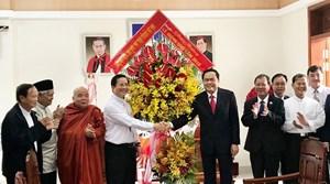 Đồng bào Công giáo Việt Nam cùng chung tay xây dựng khối đại đoàn kết toàn dân tộc
