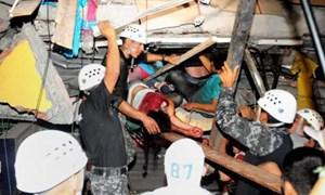Động đất tại Ecuador: Số người thiệt mạng tăng lên 238