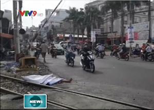 Đồng Nai: Tai nạn đường sắt, 1 người chết