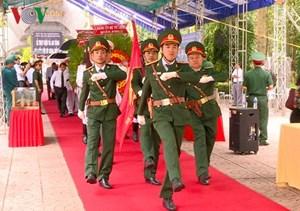 Đồng Nai tổ chức truy điệu và an táng 9 hài cốt liệt sĩ