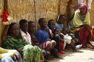 Dòng người tị nạn từ Nam Sudan sang CHDC Congo