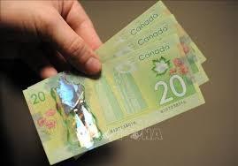 Đồng nội tệ của Canada mất giá