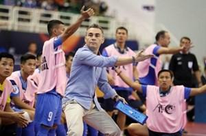 ĐT futsal Việt Nam bổ sung 6 cầu thủ