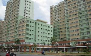 Xây nhà ở xã hội được miễn tiền sử dụng đất
