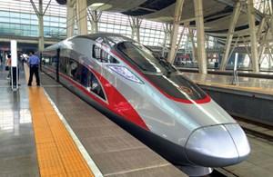 Dự kiến đầu tư hơn 58,7 tỷ USD vào đường sắt tốc độ cao Bắc-Nam
