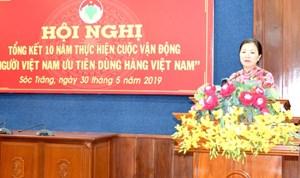 Đưa hàng Việt vào các kênh phân phối
