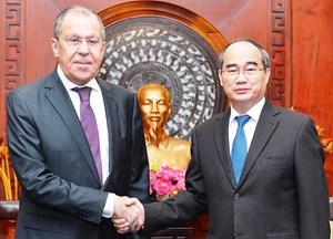 Đưa quan hệ đối tác chiến lược toàn diện Việt – Nga lên tầm cao mới
