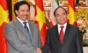 Đưa quan hệ Việt Nam-Kuwait đi vào chiều sâu, hiệu quả, ổn định