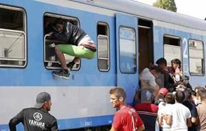 Đức bắt giữ một người xin tị nạn nghi là phần tử IS