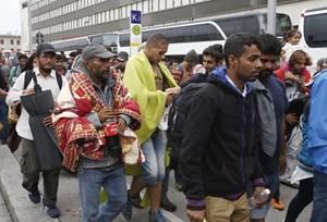 Đức kêu gọi EU giới hạn người tị nạn