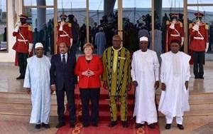 Đức tăng cường viện trợ cho các nước Tây Phi