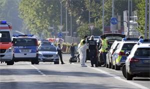 Đức: Xả súng tại hộp đêm, 4 người thương vong
