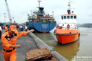 Dừng tìm kiếm hai thuyền viên tàu VTB 26 còn mất tích