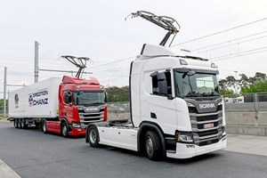 Đường cao tốc có khả năng sạc điện cho xe