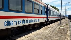 Đường sắt Sài Gòn giảm giá vé tàu sau dịp Hè