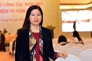 Văn phòng Chính phủ có nữ Phó Chủ nhiệm