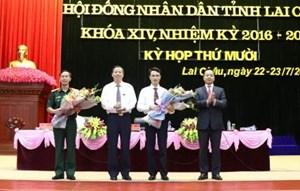 Chánh Văn phòng được bầu làm Phó Chủ tịch UBND tỉnh Lai Châu