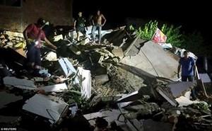 Ecuador tiếp tục bị tàn phá bởi dư chấn mạnh 5,6 độ Richter