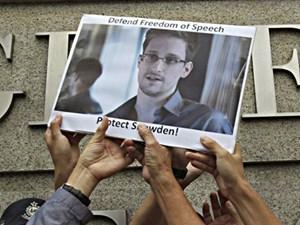 Edward Snowden được đề cử Nobel Hòa bình 2016