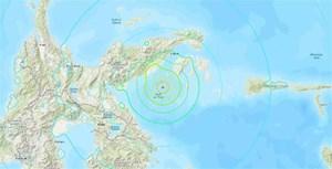 Động đất cường độ 6 tại Đông Indonesia và New Zealand