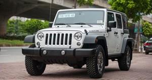 Jeep Wrangler Unlimited Rubicon 2017 giá hơn 4 tỷ đồng