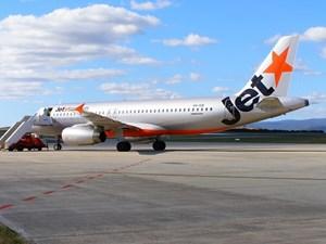 Jetstar không khai thác 4 chuyến bay đến Thanh Hóa, Đồng Hới