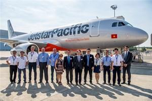 Jetstar Pacific nhận 10 máy bay Airbus A320 mới tinh đến cuối năm 2017