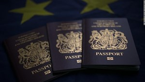 EU thông qua dự luật miễn thị thực ngắn hạn cho công dân Anh