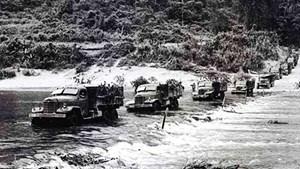 60 năm đường Trường Sơn - đường Hồ Chí Minh huyền thoại (19/5/1959-19/5/2019)