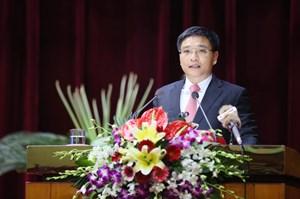 Ông Nguyễn Văn Thắng giữ chức Chủ tịch tỉnh Quảng Ninh
