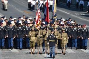 [VIDEO] Lễ diễu binh Kỷ niệm ngày Quốc khánh nước Pháp