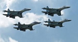 Nga sẵn sàng bán máy bay chiến đấu Su-35 cho Thổ Nhĩ Kỳ