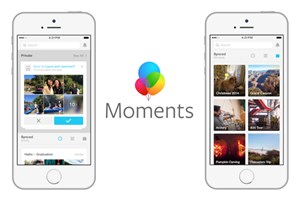 Facebook sắp dừng hoạt động ứng dụng chia sẻ ảnh Moments