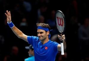 Federer tìm được chiến thắng ở ATP Finals